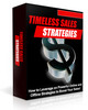 Thumbnail *new*  Timeless Sales Strategies Unrestricted PLR