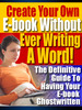 Thumbnail Create Your Own E-Book Without Ever Writing One Word with MR