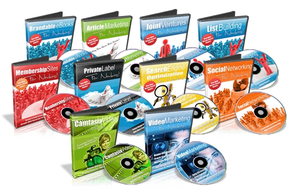 Product picture Web 2.0 Resell Rights - 10 New Resell Rights Products For 20