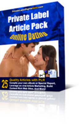Product picture 25 Online Dating Articles PLR