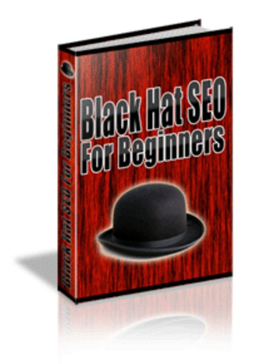Product picture Black Hat SEO For Beginners With MRR